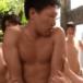 【露天風呂6P】若くて可愛い中居さん達が仕事をサボって男性客を逆レイプ